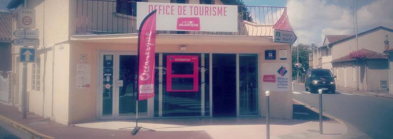 Office de tourisme m doc atlantique point information - Office de tourisme de loire atlantique ...