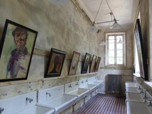 Hall of portraits of the School of Girls