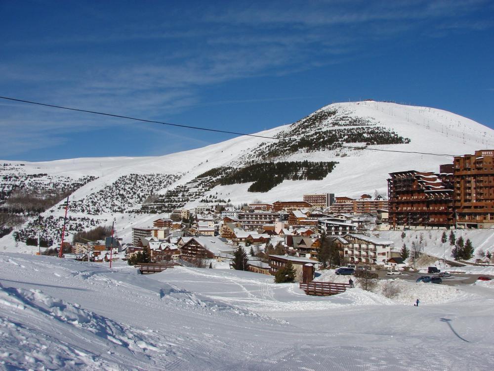 Photos station de ski de l 39 alpe d 39 huez lieu de loisirs huez - Immobilier l alpe d huez ...
