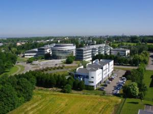 Innovation Park van Illkirch-Graffenstaden