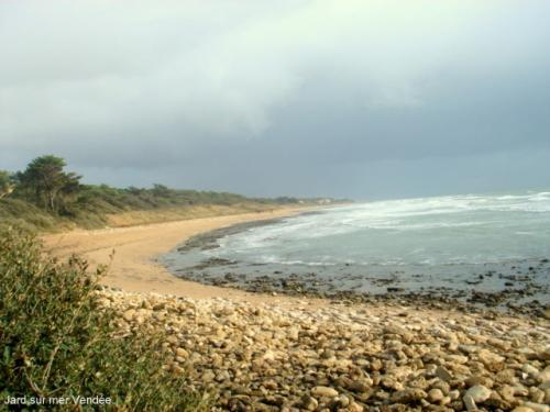 Jard-sur-Mer - Tourism, holidays & weekends guide in the Vendée