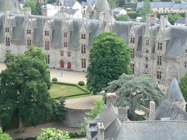 Josselin - Tourism, holidays & weekends guide in the Morbihan