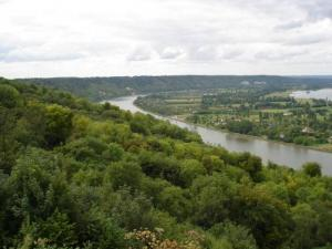 Panorama of the Seine Valley