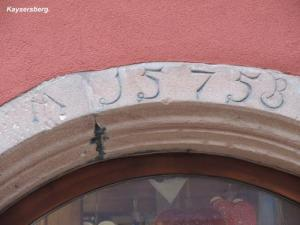 one of the many ancient lintels (© Jean Espirat)