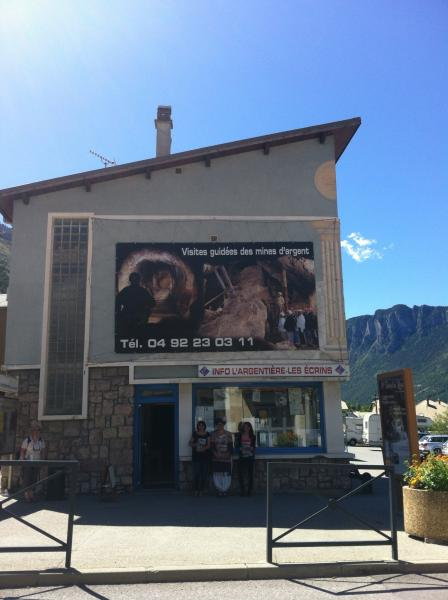 Office de tourisme de l 39 argenti re la bess e point information l 39 argenti re la bess e - Office tourisme argentiere ...