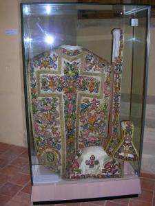 Chasuble 16th set in space Treasury