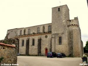 Church Of St Nicolas The 11th Century
