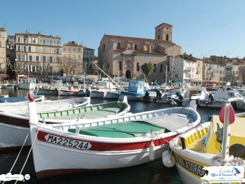 La Ciotat - Tourism, holidays & weekends guide in the Bouches-du-Rhône