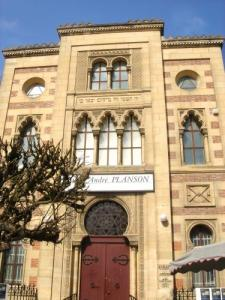 Centre d'art of the ancient synagogue and museum André Planson