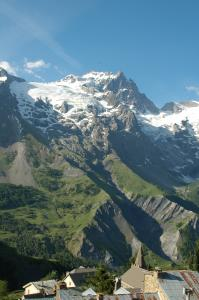 La Grave at the foot of the Meije