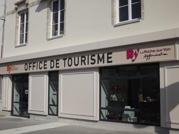 Office de tourisme de la roche sur yon point information - Office du tourisme de la roche sur yon ...