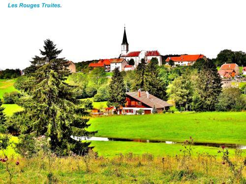 Lac-des-Rouges-Truites - Tourism, holidays & weekends guide in the Jura