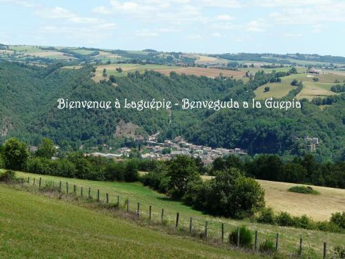 Laguépie - Tourism, holidays & weekends guide in the Tarn-et-Garonne