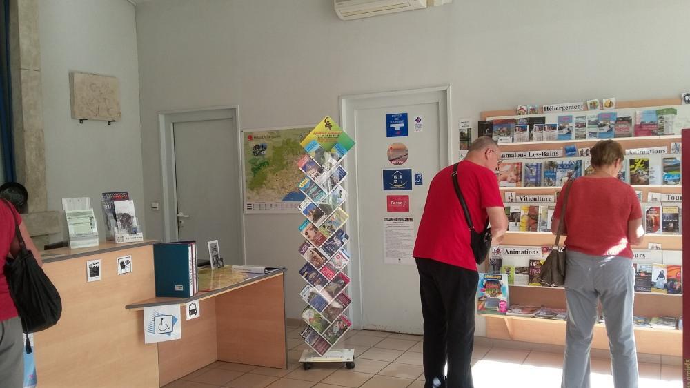 Photos office de tourisme de lamalou les bains point - Office de tourisme monetier les bains ...