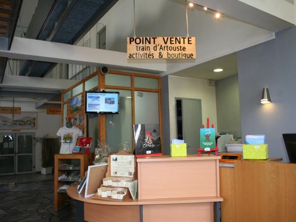 In Ufficio Turismo : Ufficio del turismo di laruns punto informativo a laruns