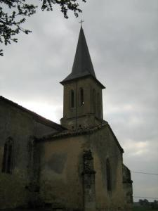 Church of Saint Nazaire (Lauzun)