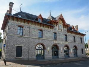 Tourist Office of the Country of Laval (Kévin Rouschausse - City of Laval)