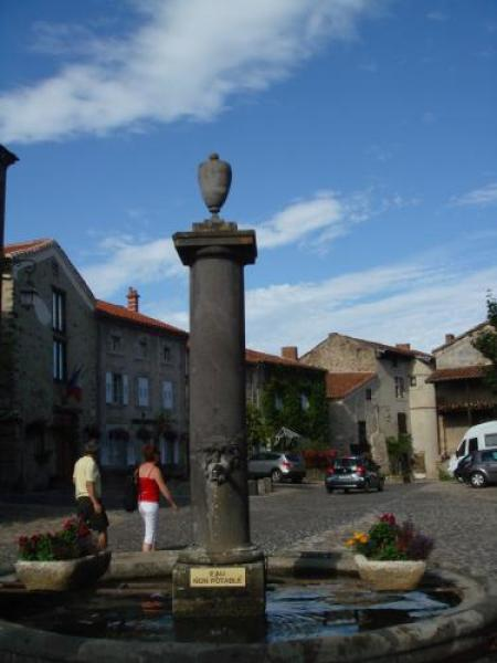Lavaudieu - Tourism, holidays & weekends guide in the Haute-Loire