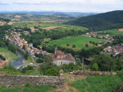 Lavoûte-Chilhac - Tourism, holidays & weekends guide in the Haute-Loire