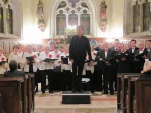 Concert November for the Restos du Coeur
