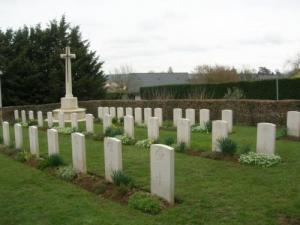 Military Cemetery airmen English