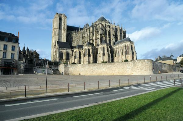Le Mans - Tourism, holidays & weekends guide in the Sarthe