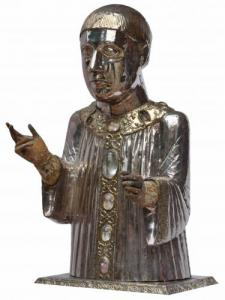 reliquary Bust of the twelfth century