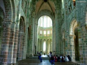 Le Mont Saint Michel Tourismus Urlaub Wochenenden