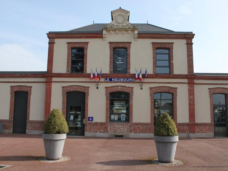 Office de tourisme du neubourg point information au neubourg - Office du tourisme le neubourg ...