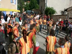 Payz'en Festival Music in the village