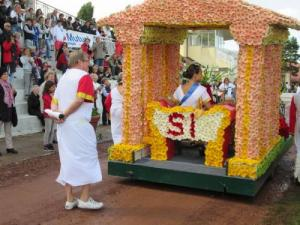 flower Festival ( © Syndicat d'Initiatives Touquet )