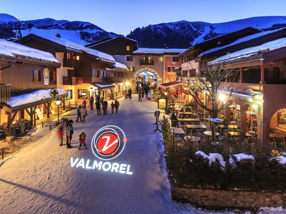 valmorel-village