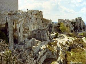 Ruins of the castle (© JE)