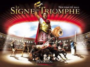 Puy du Fou - Show Sign of Triumph