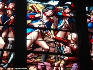 Stained Glass - Vandea Guerre