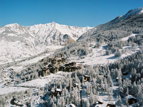 Les Orres - Tourism, holidays & weekends guide in the Hautes-Alpes