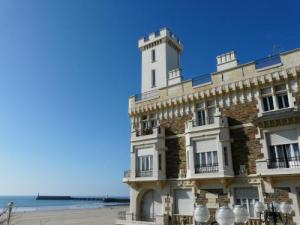Seaside Architecture Palazzo Clementina in Sables-d'Olonne