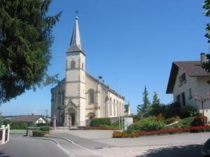 Parish Church Saint-Léger