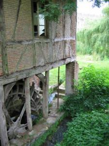 Abbey Mortemer - Water Mill