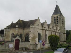 Church Lizy-sur-Ourcq