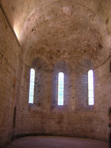 Saint-Michel de Grandmont Priory (© Frantz)