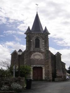Pruillé - Church - founded 1058