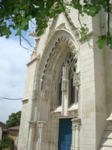 St Hilaire du Martray Church