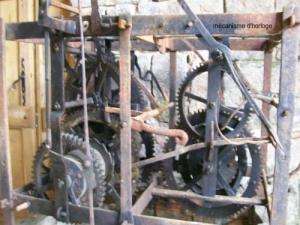 Clock Mechanism Abbey