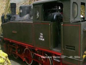 Locomotive du Truffadou