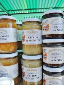 Lemon jam of Menton (© Jean Espirat)