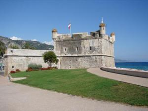 Bastion of Menton