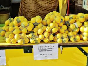 Lemon of Menton (© Jean Espirat)