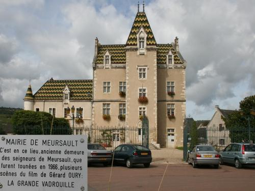 Meursault - Tourism, holidays & weekends guide in the Côte-d'Or