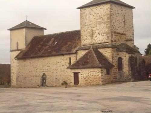 Meuzac - Meuzac Church